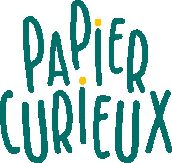 Logo Papier curieux